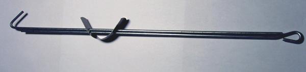 Европодвес (регулируемый подвес) с пружиной в 2 отверстия